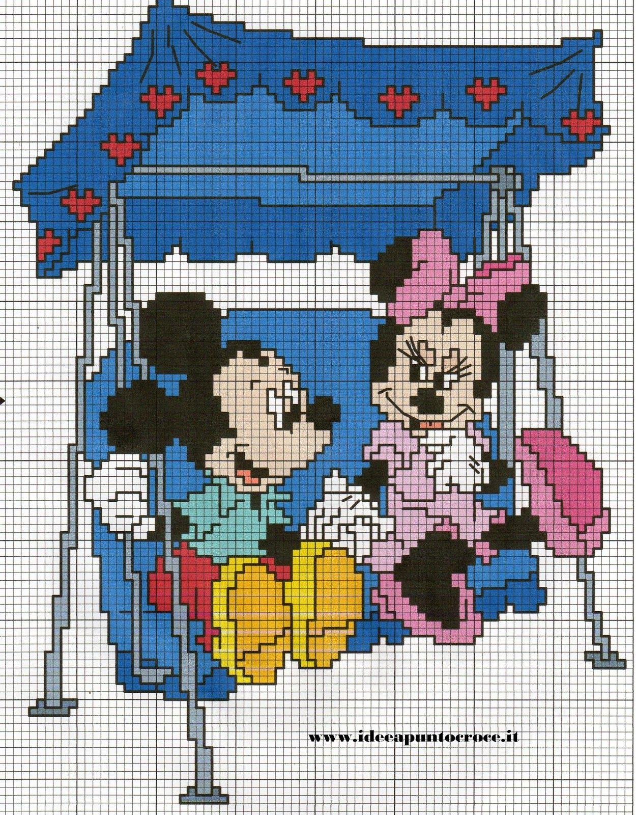 Schemi Disney A Punto Croce рукоделие Pinterest Disney