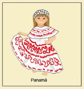 Dibujos trajes tipicos para imprimir trajes t picos del mundo pinterest traje t pico - Ropa infantil zaragoza ...