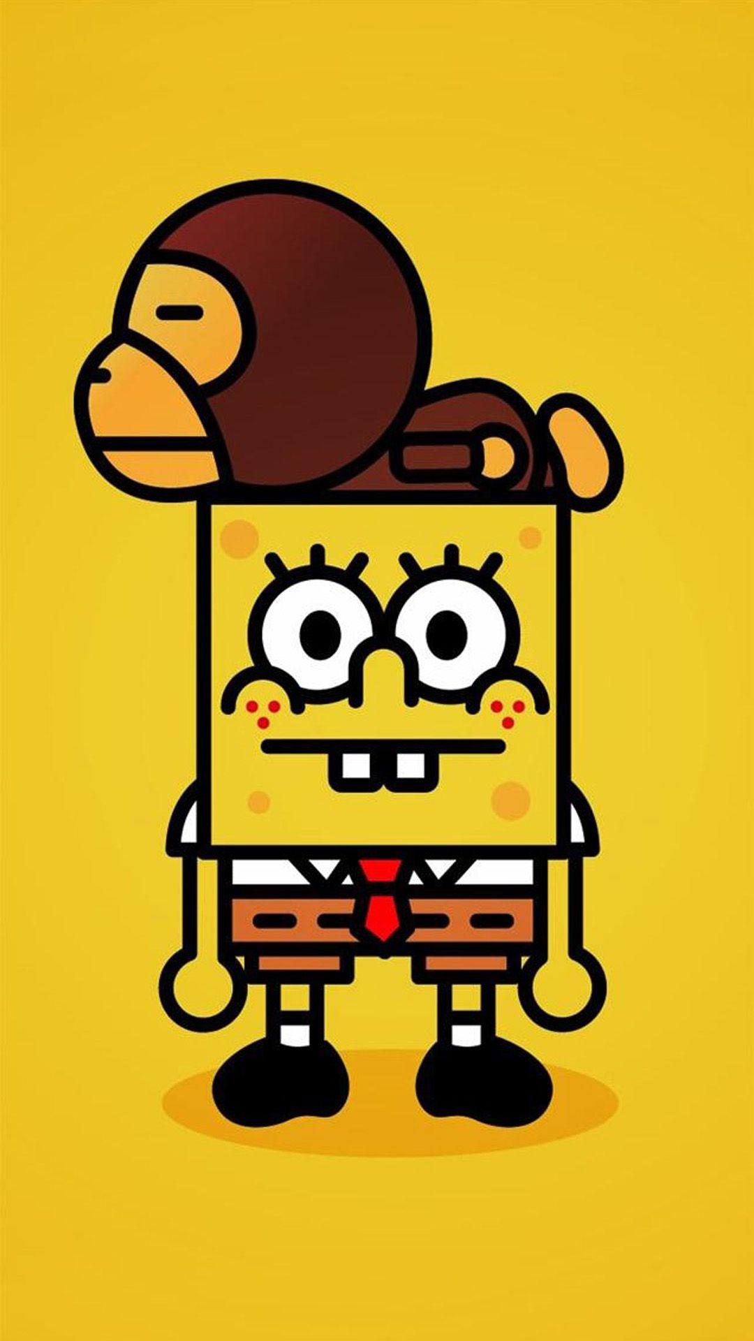 TAP AND GET THE FREE APP! Fun SpongeBob SquarePants with