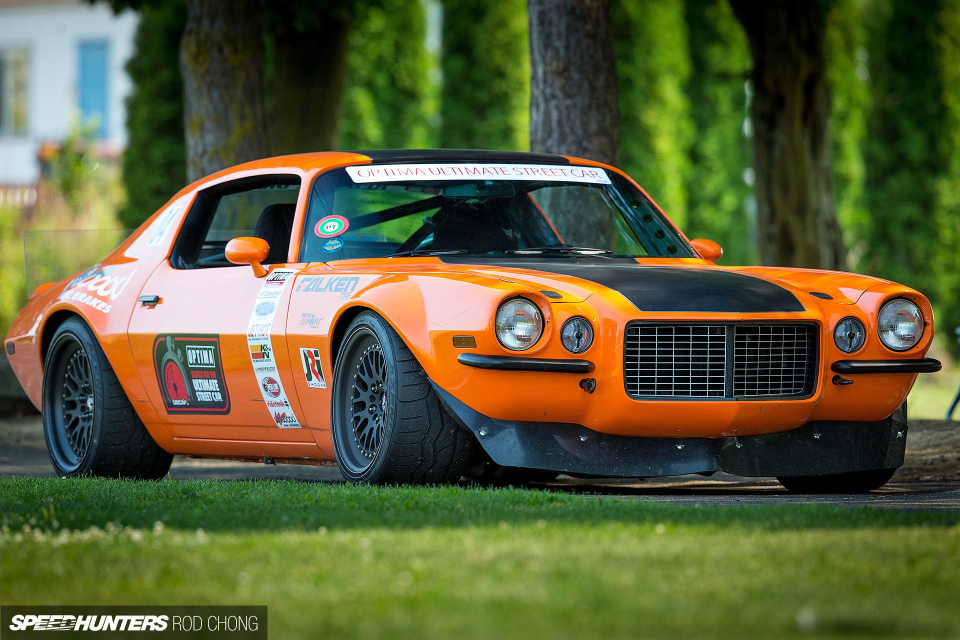 brian hobaugh pro touring camaro rod chong speedhunters. Black Bedroom Furniture Sets. Home Design Ideas