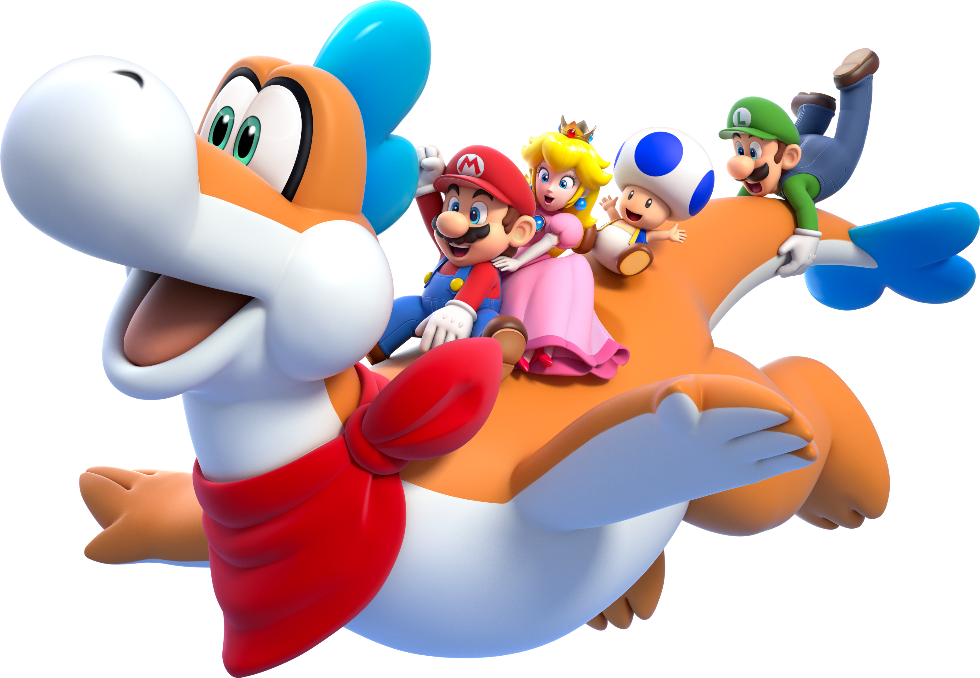Super Mario 3D World (Slideshow) Quiz - By survivordude56 ...