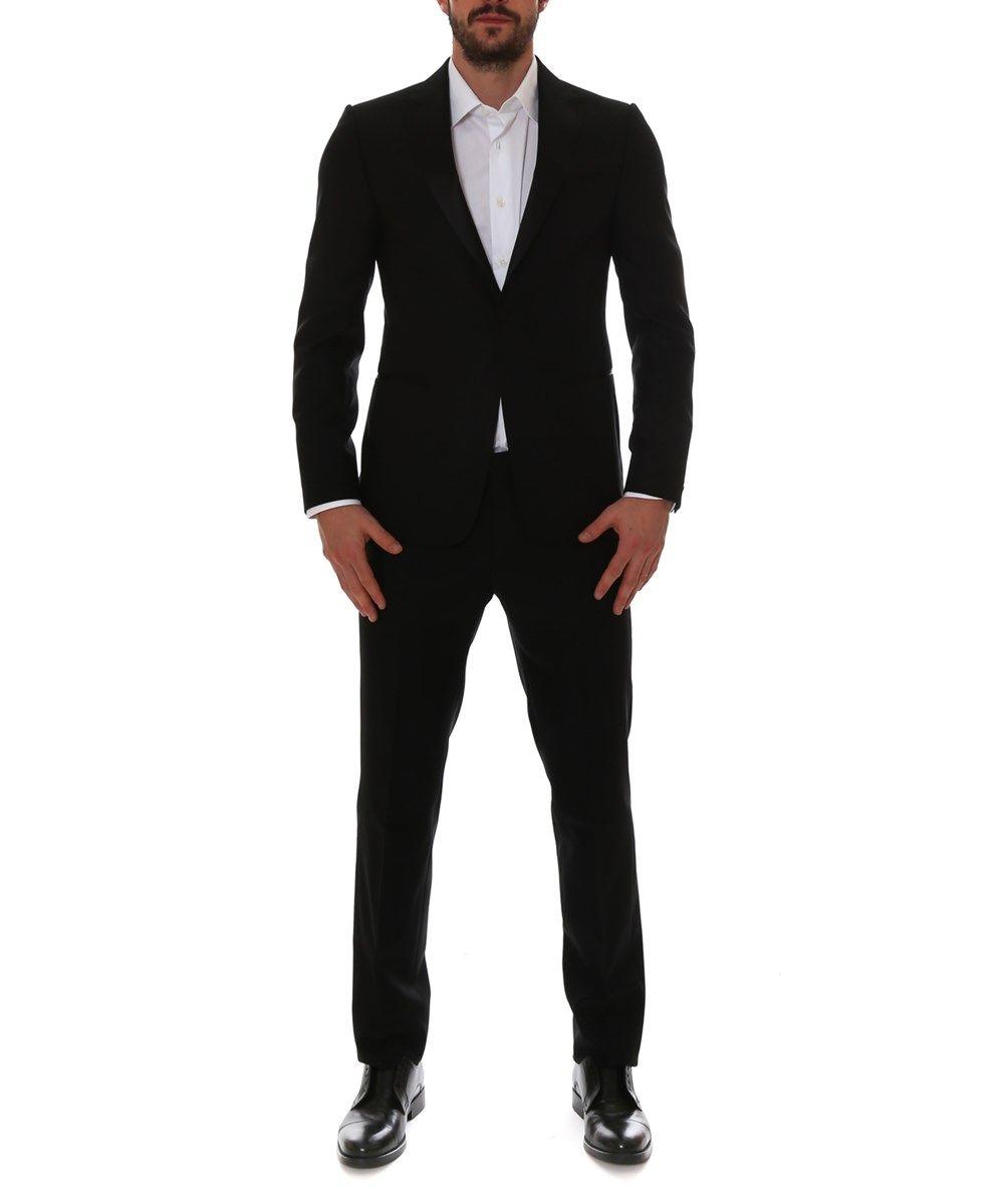 d497844df7 Z ZEGNA Z Zegna Men'S Black Wool Suit'. #zzegna #cloth #suits | Z ...