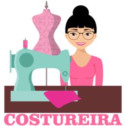 camiseta maquina de costura