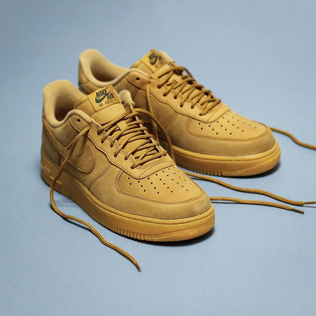 Nike Air Force 1 Low Flax   Nike air, Nike, Nike acg