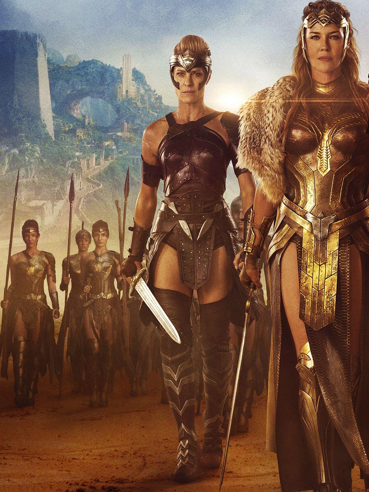 Robin Wright Site  Wonder Woman 2017  Superheroes -9006