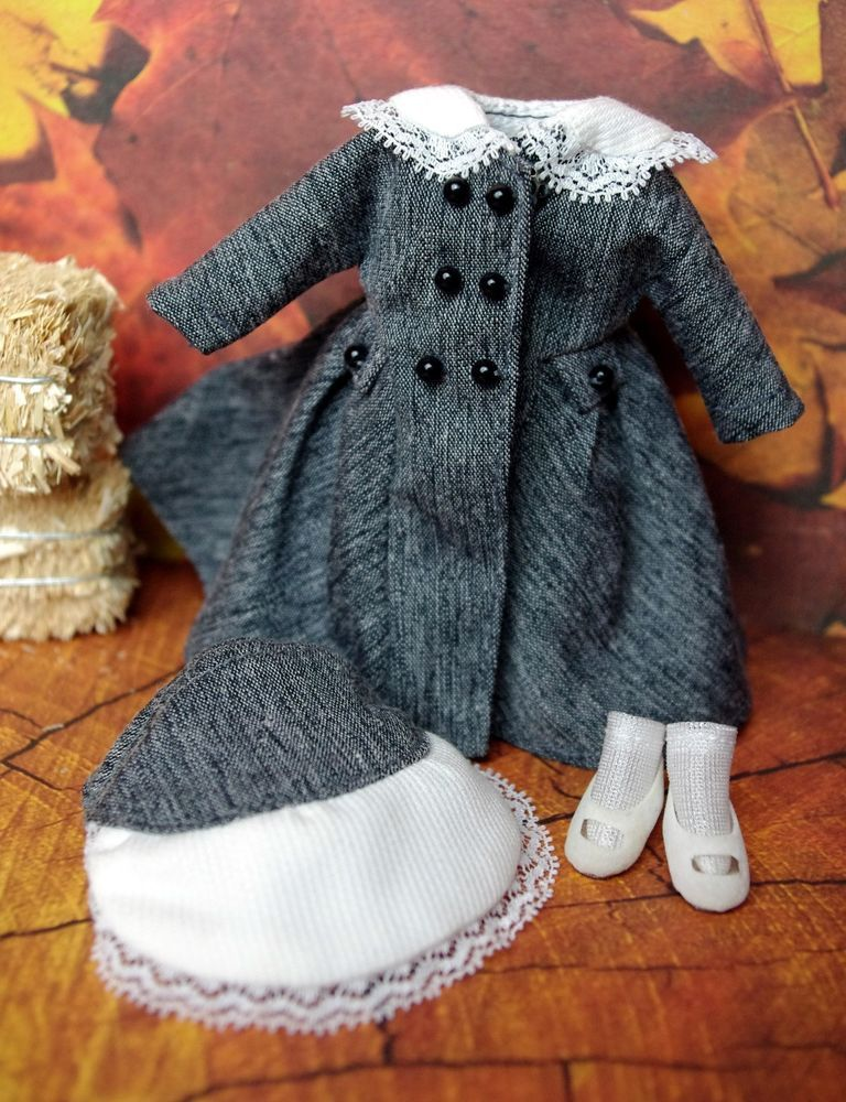 """Tonner Tiny Betsy McCall ~Writes a Letter to Grandpa~ Outfit Only No DoLL Fits 8"""" Tiny Betsy, Tiny Ann Estelle, and 2014 Patsyette Dolls. Sold!"""