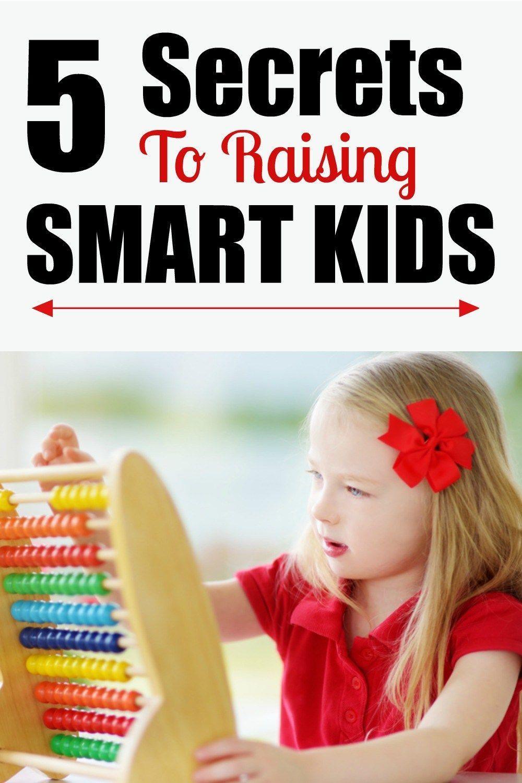 5 Actionable Strategies to Raise Smart Kids Smart kids