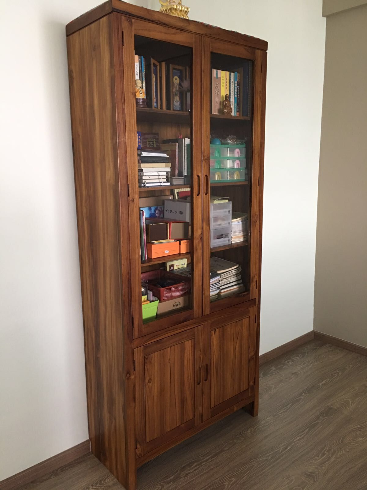 Pin by Pagoda Teak on Bookcase