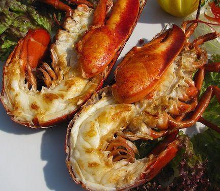 Resep Lobster Bakar Bumbu Yang Enak Resep Lobster Resep Seafood Resep Ikan Bakar