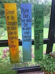 Photo of panneaux de jardin – Katie