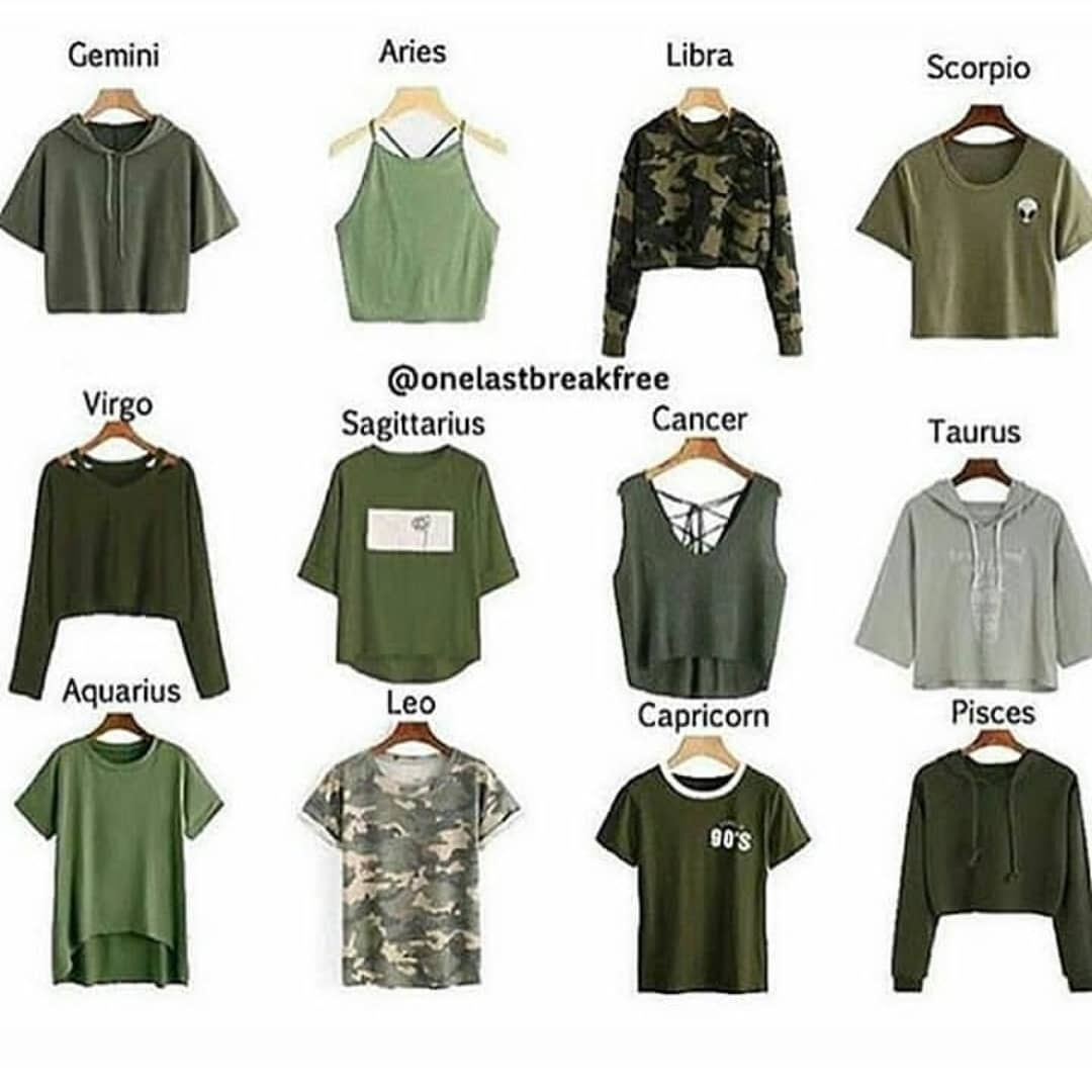 Zodiac Signs Outfits Sagittarius - Zodiac Signs Outfits