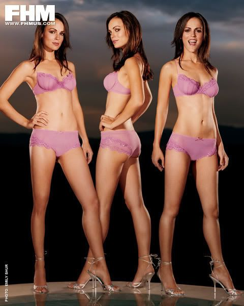 Erin cahill bikini