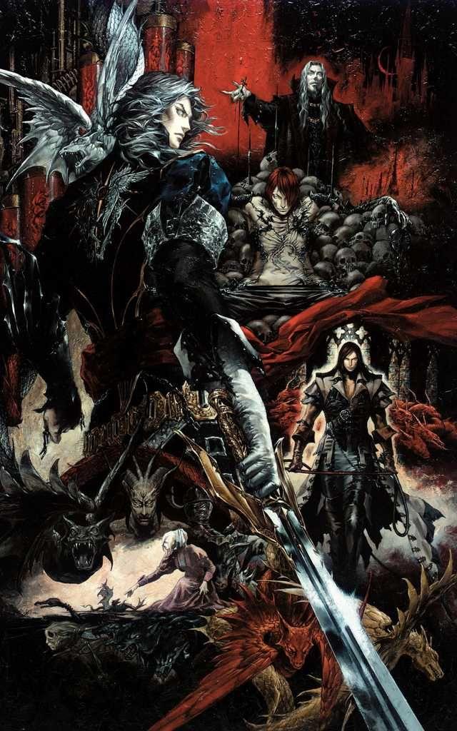 Mobile Wallpapers 080 Game 1080p To 4k Gaming Post Dark Fantasy Art Vampire Art Fantasy Art