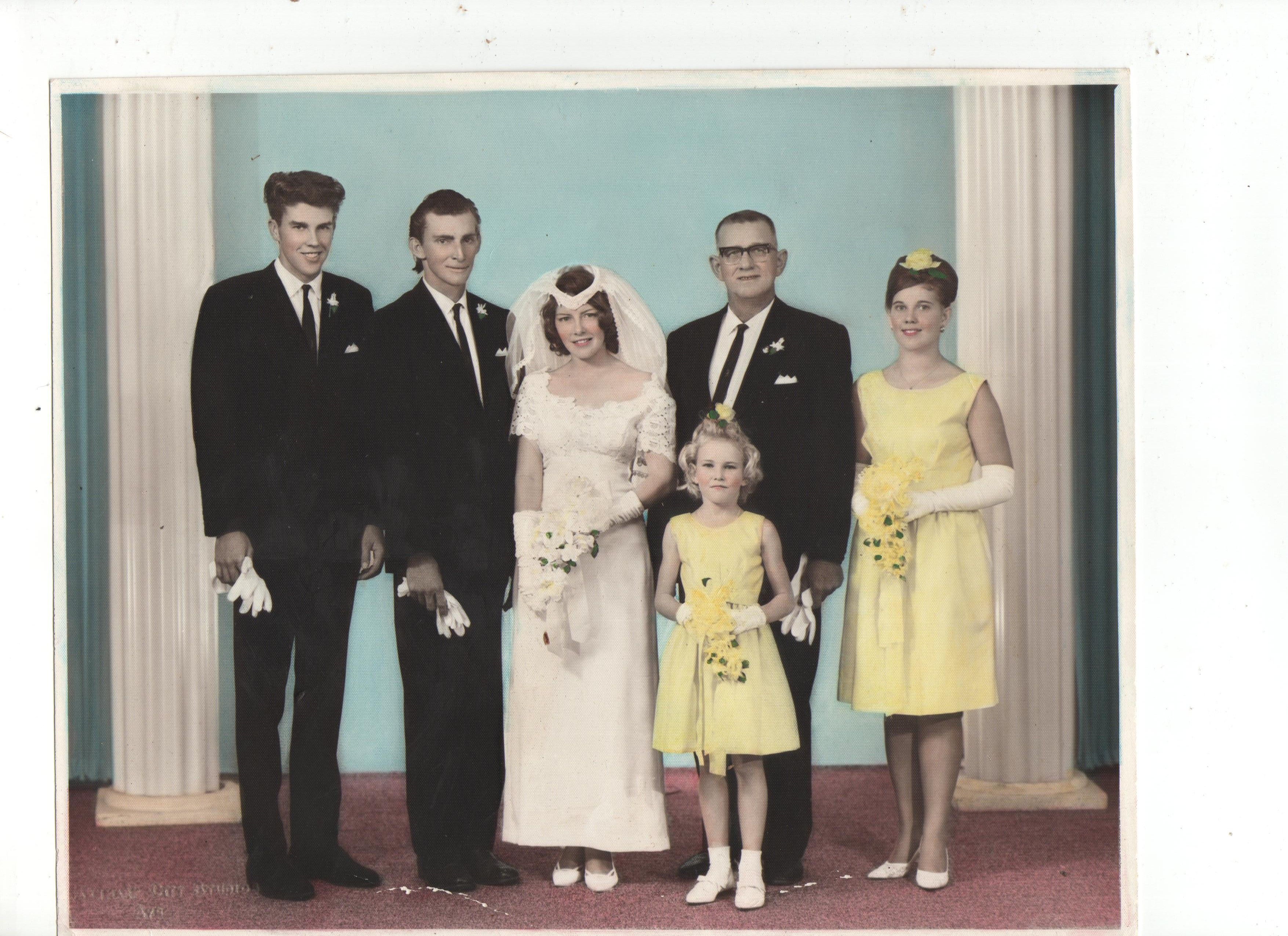 1965 - Ronald Haller & Lillian O'Loan