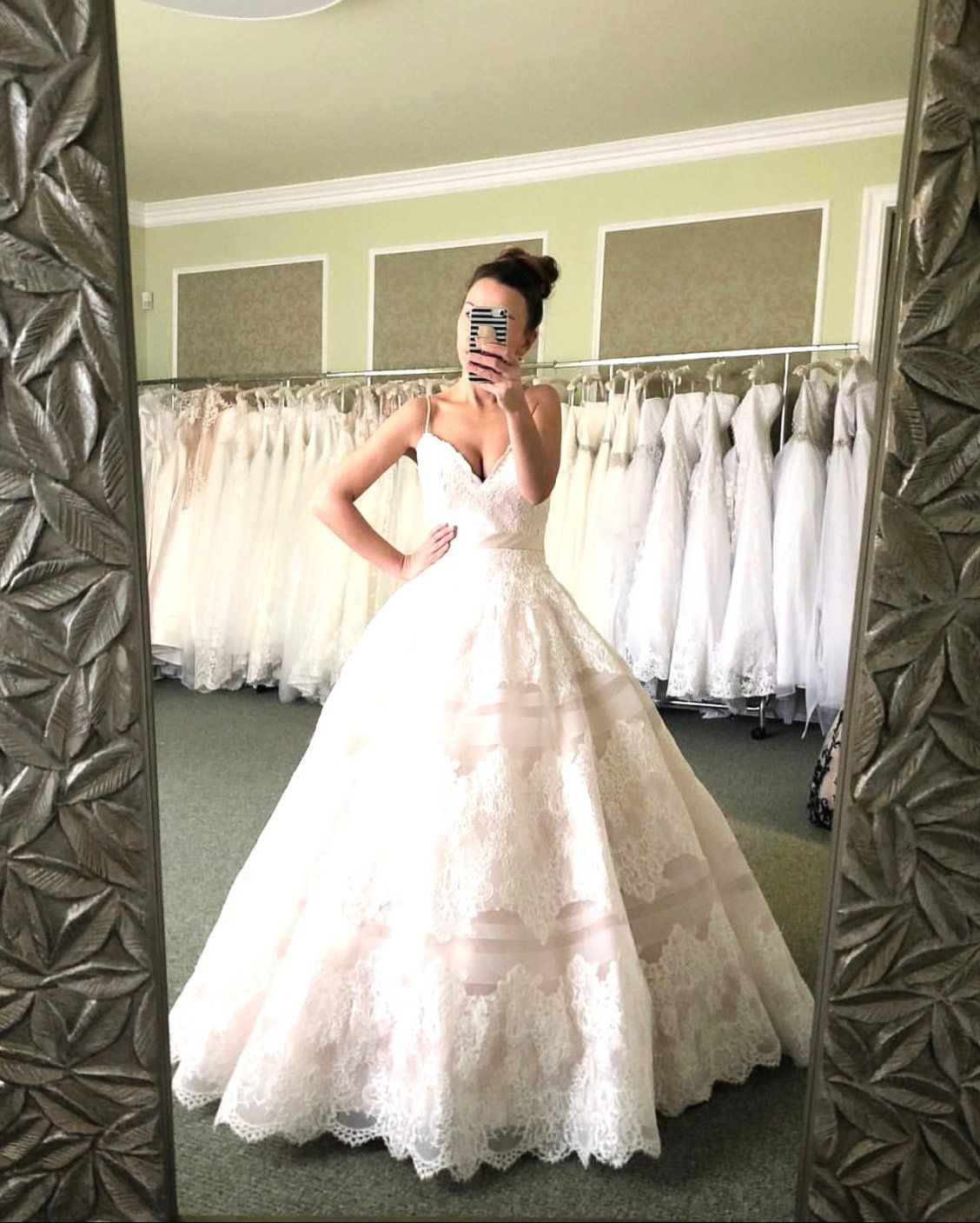 Allure Modest Wedding Gowns: Allure Bridals 9400 Was An Instant Classic. With A Skirt
