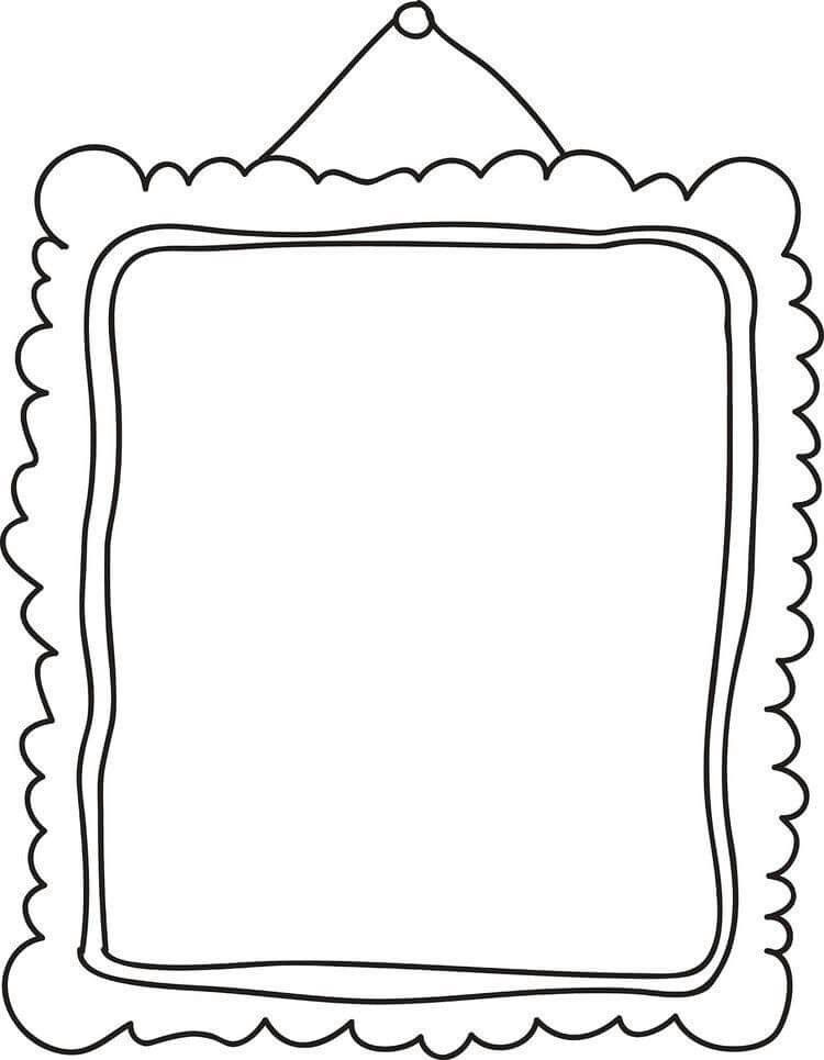 frame template for the classroom pinterest doodle frames
