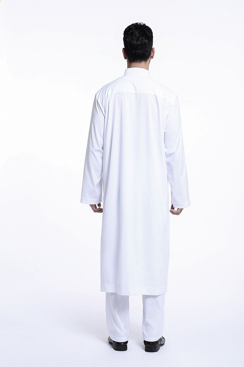 Islamiske Hætter Muslimske Vævede Stof Arabiske Tøj Mænd E9IHYWD2