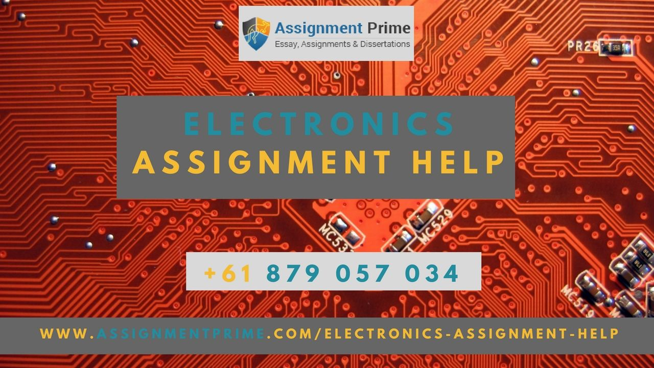 are you facing problem in writing your electronics assignments are you facing problem in writing your electronics assignments need help from expert writers