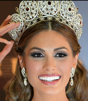 Gabriela Isler from Venezuela crowned Miss Universe 2013 , from Iryna