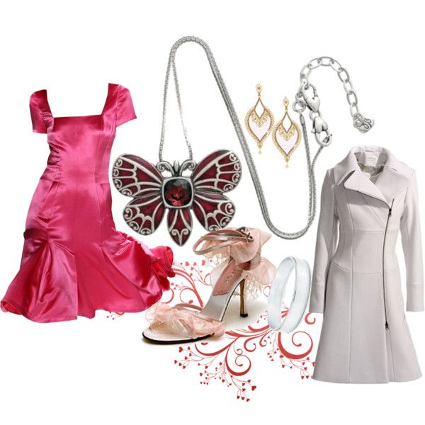 Pink, Flirty and so Feminine!!