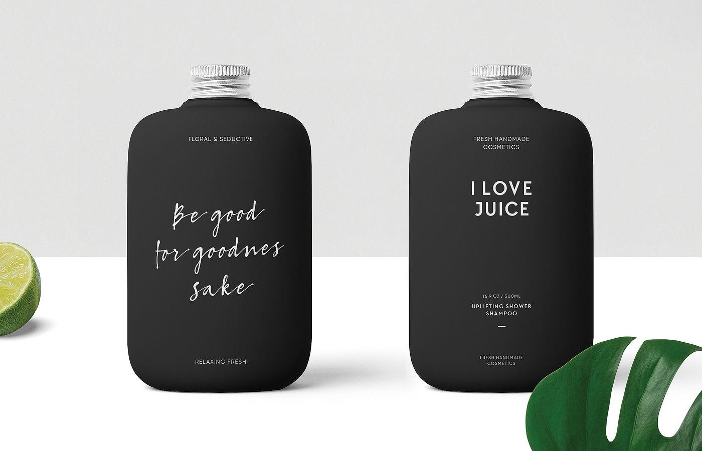LUSH Liquid Design on Behance Coffee branding design