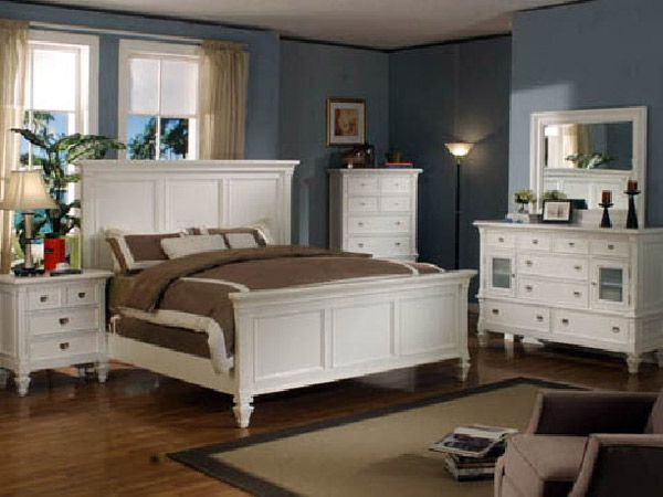Cardi S Furniture 4pc Bedroom 1799 99 500140405 White