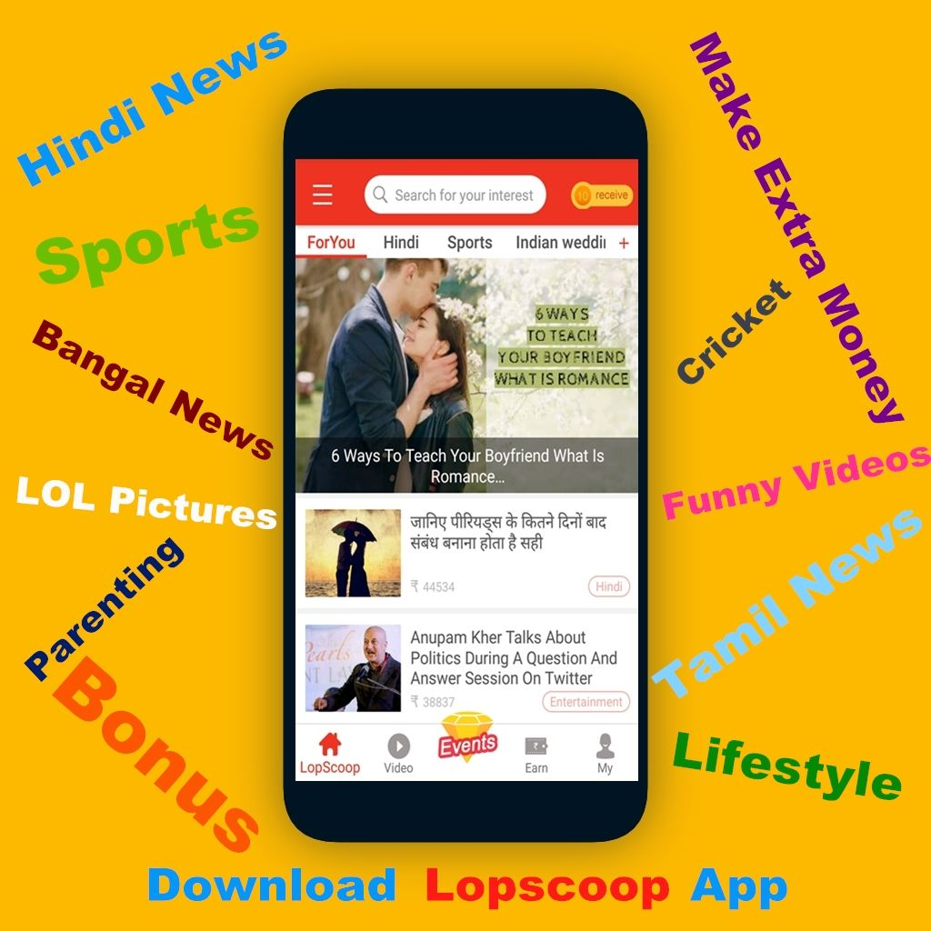 Welcome to the Lopscoop! Find more interesting news! Make