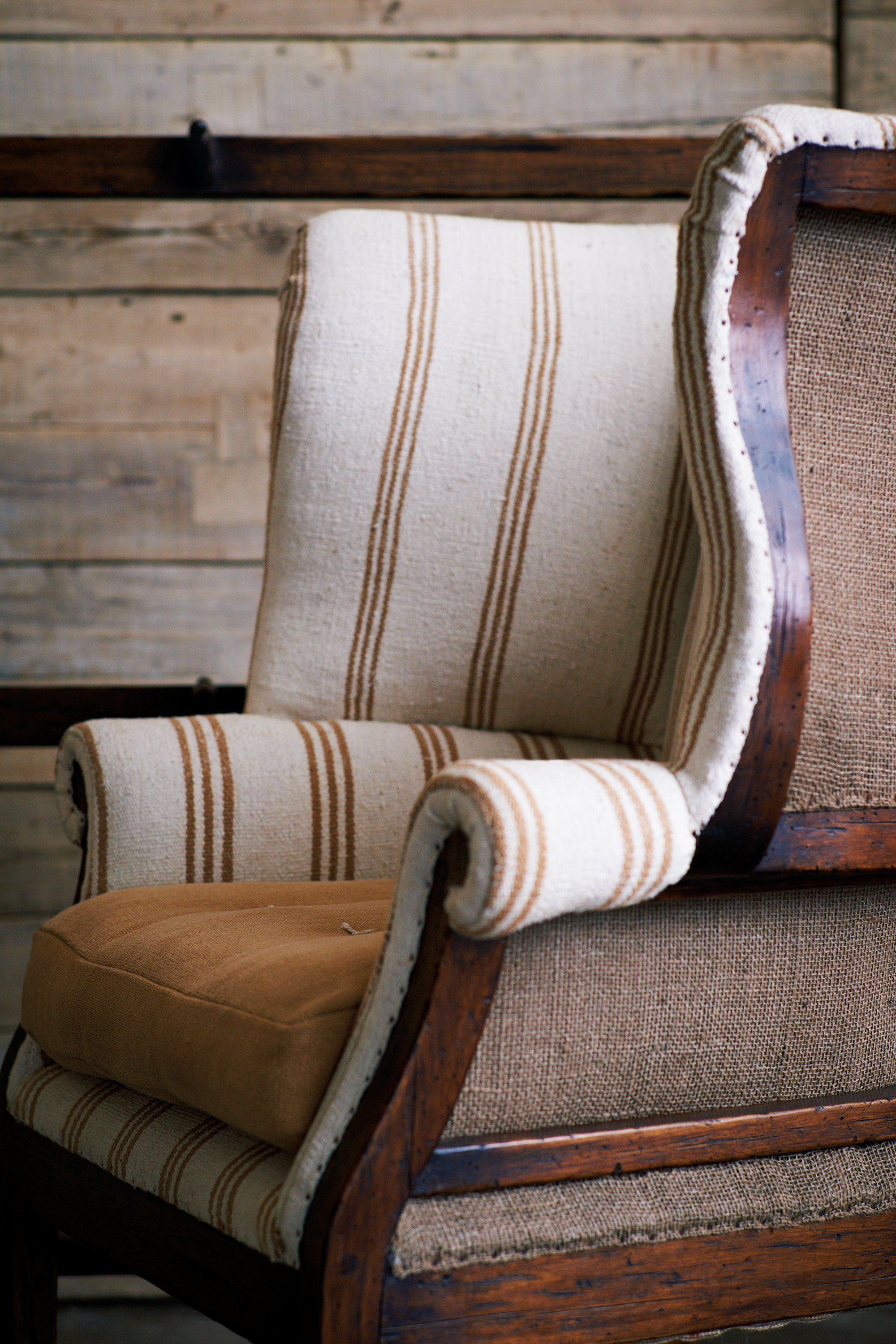 RLH Hepplewhite Wing Chair #RLHCollection | Ralph Lauren ...