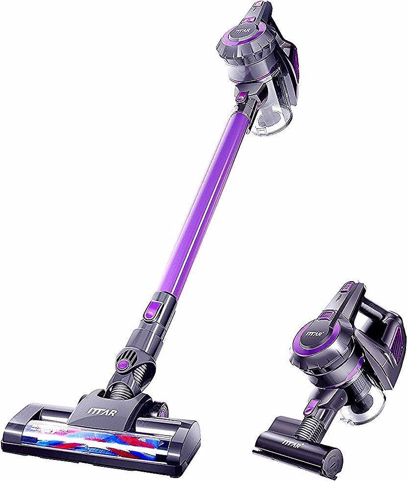 Buy Ittar C19b Wireless Handheld Vertical Vacuum Cleaner Sale