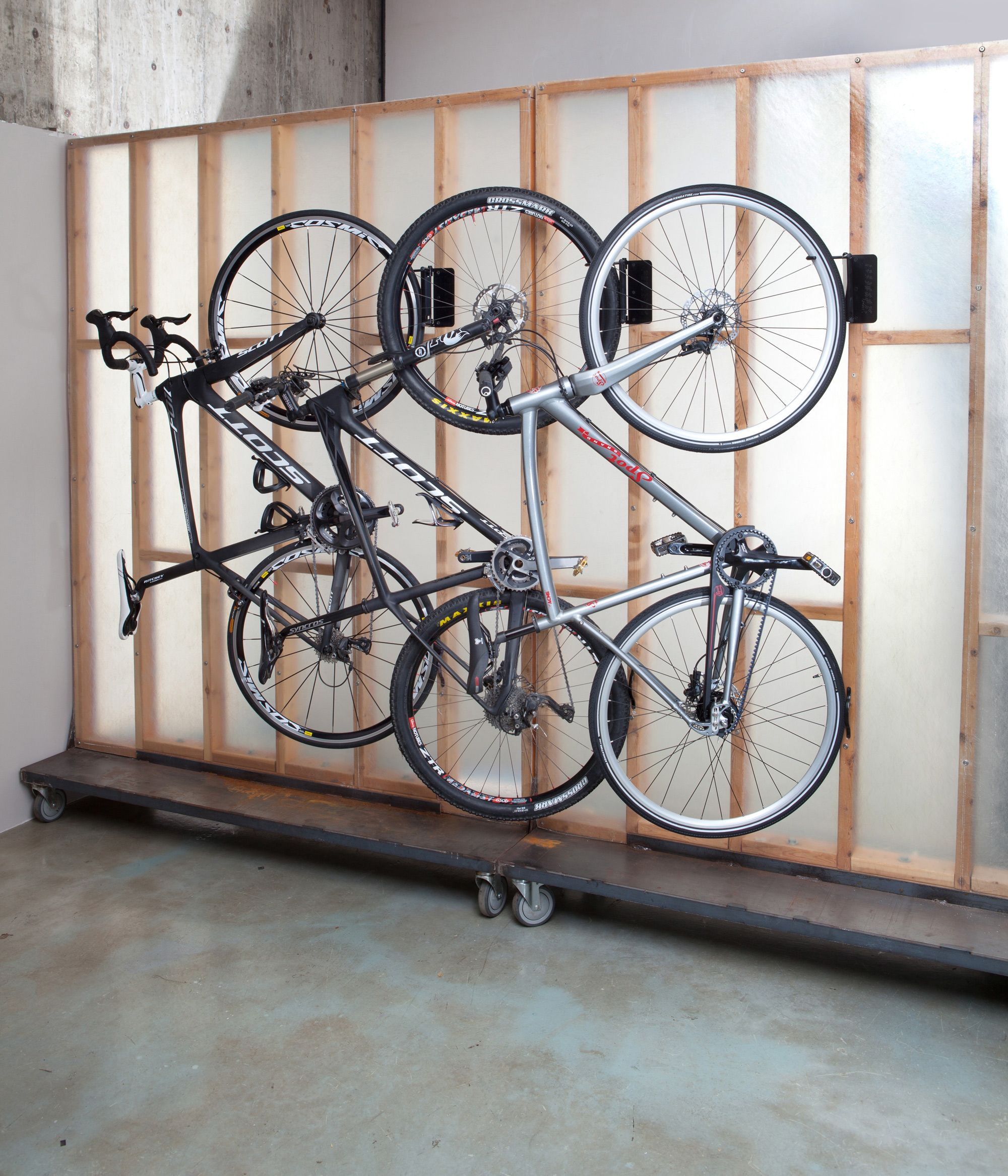 storage white wall wood panels and lift racks mounted bike with ceiling garage furniture ideas cabinet for overhead