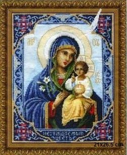 Blessed Mother and Child Complete