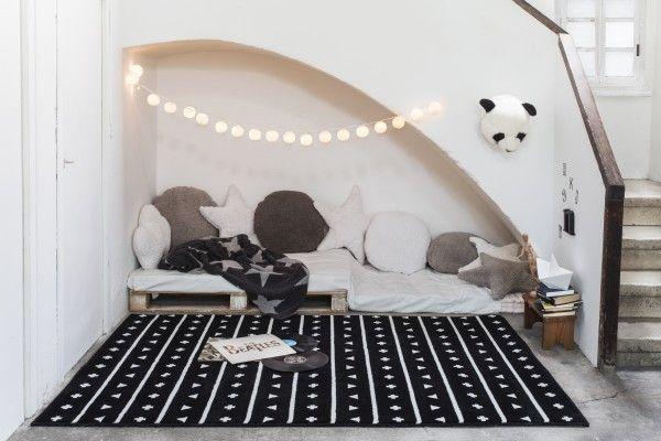 Le Tapis Scandinave  +100 Idées Partout Dans La maison ! Un and