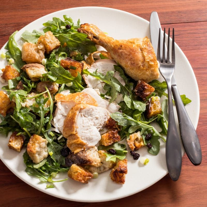 San Francisco S Zuni Caf 233 Serves Perfect Roast Chicken