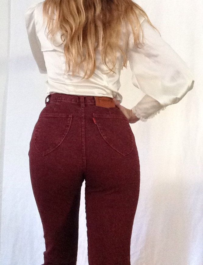 Your Place To Buy And Sell All Things Handmade High Waist Jeans Vintage Jeans Skinny