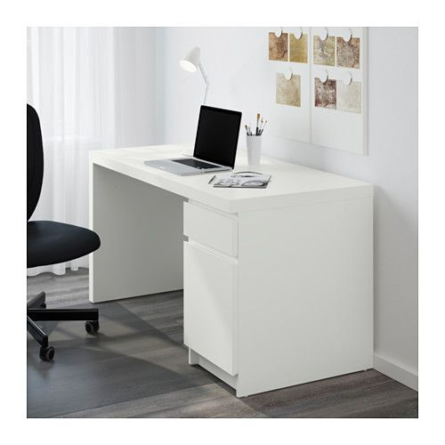 Mesa Despacho Ikea Blanca.Malm Desk White Ikea Malm Desk Ikea Malm White Desks