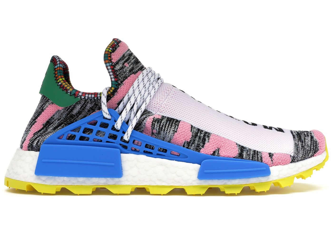new concept 01316 f1a0f adidas NMD Hu Pharrell Solar Pack Mother | Shoes in 2019 ...
