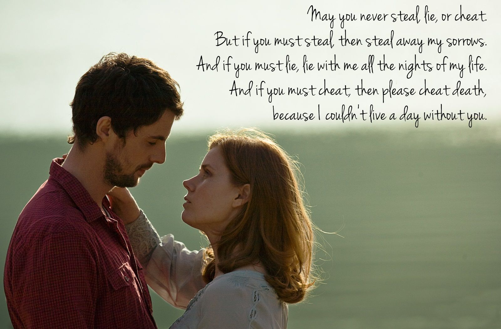 May You Never Steal Lie Or Cheat Leap Year Wedding Vows Leap Year Movie Romantic Movies Leap Year