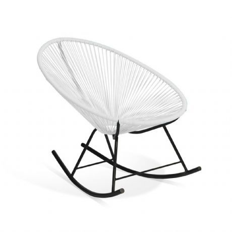 Schaukelstuhl MEXICO (Design-Klassiker) - Acapulco Chair - gartenliege design klassiker