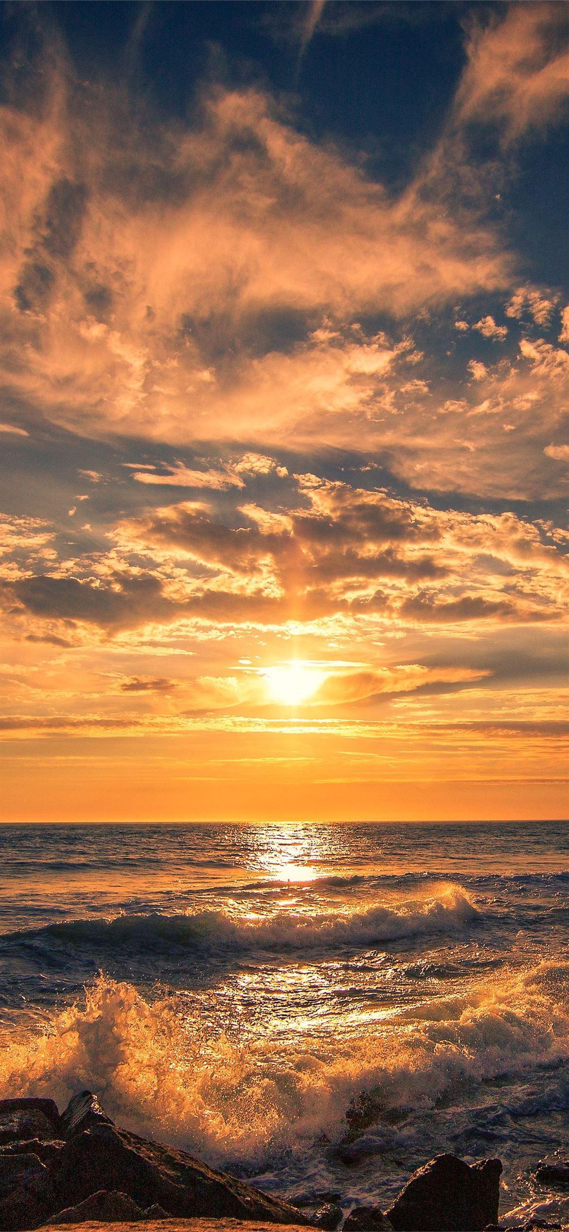 American Coastline Ocean Beach 5k Beach Ocean Nature 4k 5k Iphone Wallpaper Landscape Surfing Wallpaper Hd Phone Wallpapers