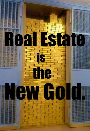 Real Estate is the New Gold  | Home Buying Tips | Real