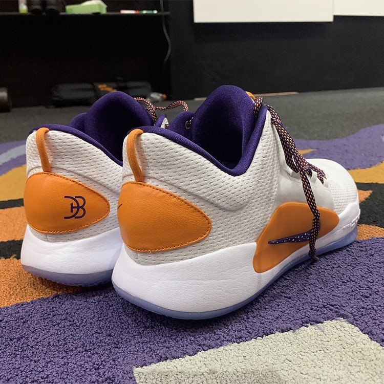 An Exclusive Look at Devin Booker's Nike PEs for the 2018 19