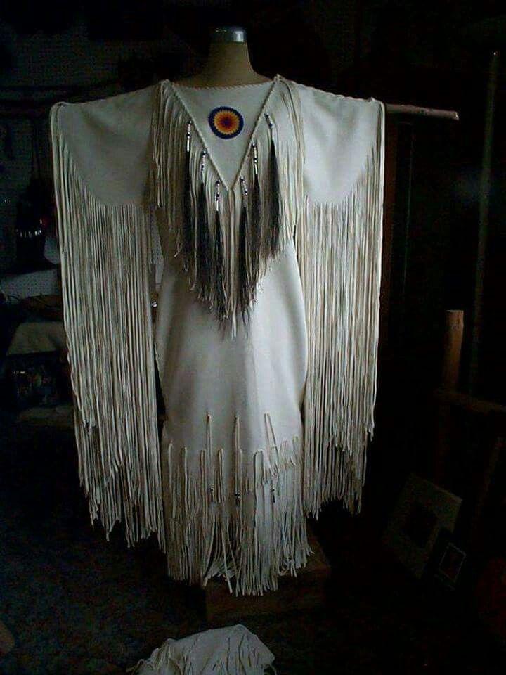 Cherokee Wedding Dress Native
