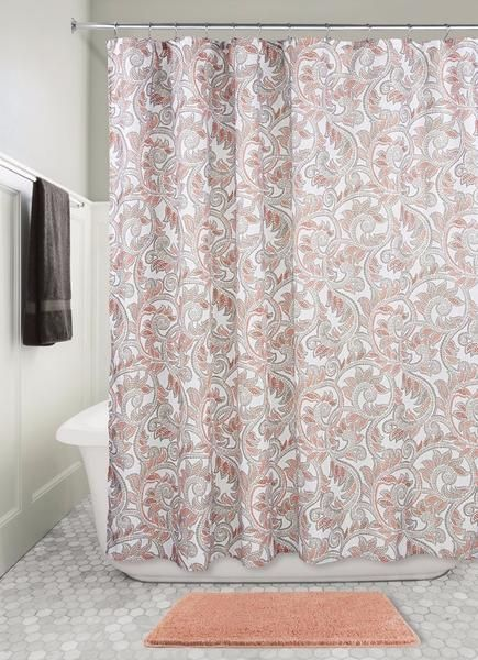 Mosaic Vine Shower Curtain Elegant Shower Curtains Vinyl Shower