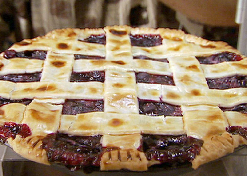 Frozen blueberry pie recipe frozen blueberry pie food