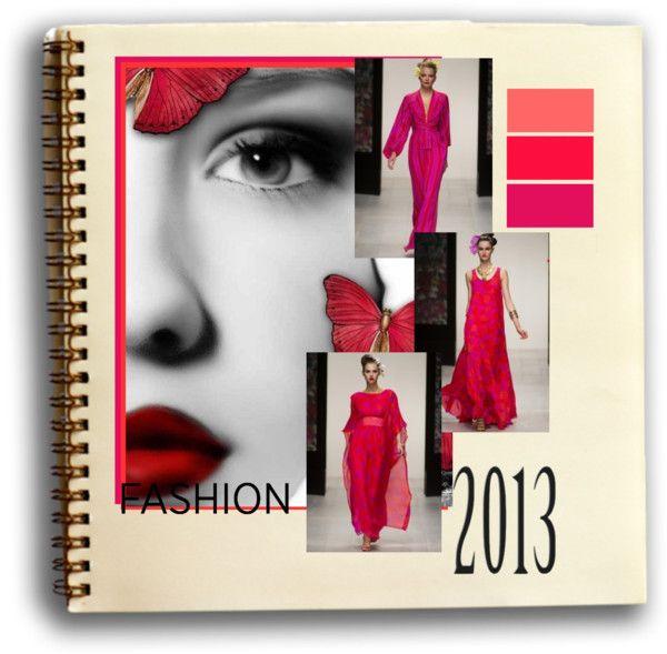 """Issa Ready-To-Wear 2013"" by madamolana ❤ liked on Polyvore"
