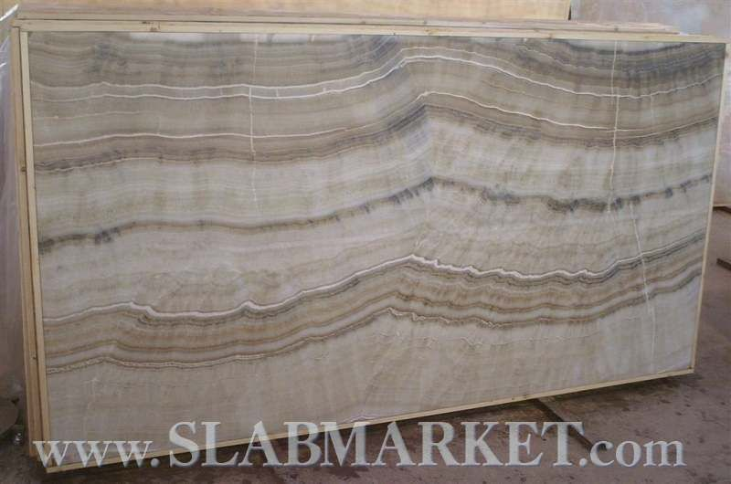 Onyx Blue Light Slab Slabmarket Buy Granite And Marble Slabs Direct From Quarries Granite Stone Slab Granite Slab