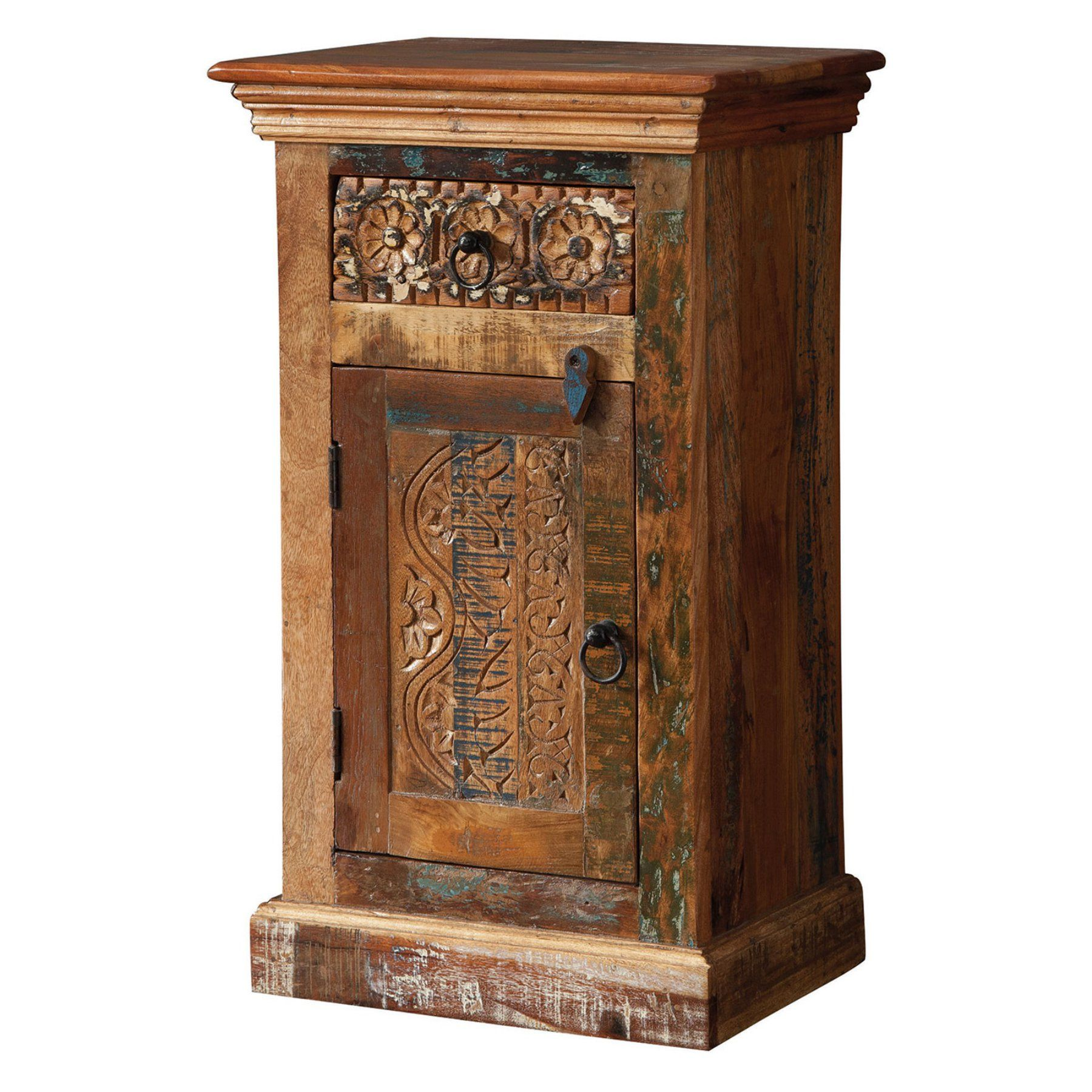 Coaster Furniture Reclaimed Wood Decorative End Chest   950371