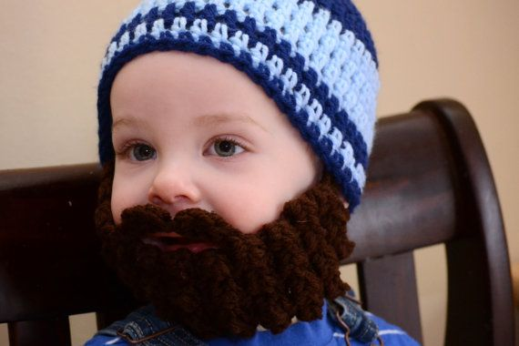 Crochet Beard Hat Crochet Pattern Subaru Coffee