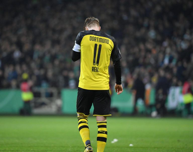 Marco Reus Ist Der Erste Verlierer Beim Bvb In 2020 Bvb Marco Reus Bvb Dortmund