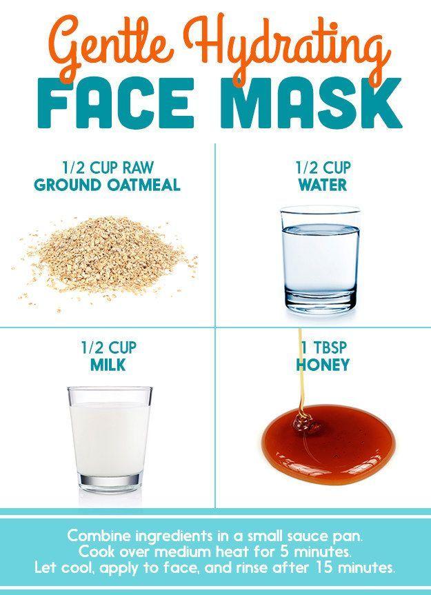 Honey And Milk Facial